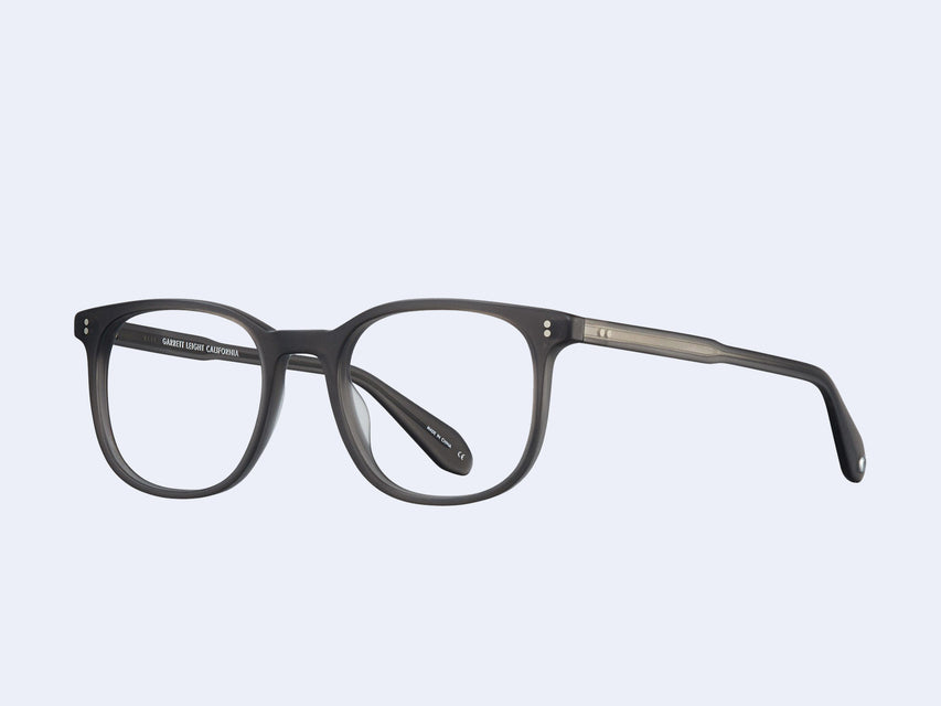 Garrett Leight Bentley (Matte Grey Crystal)