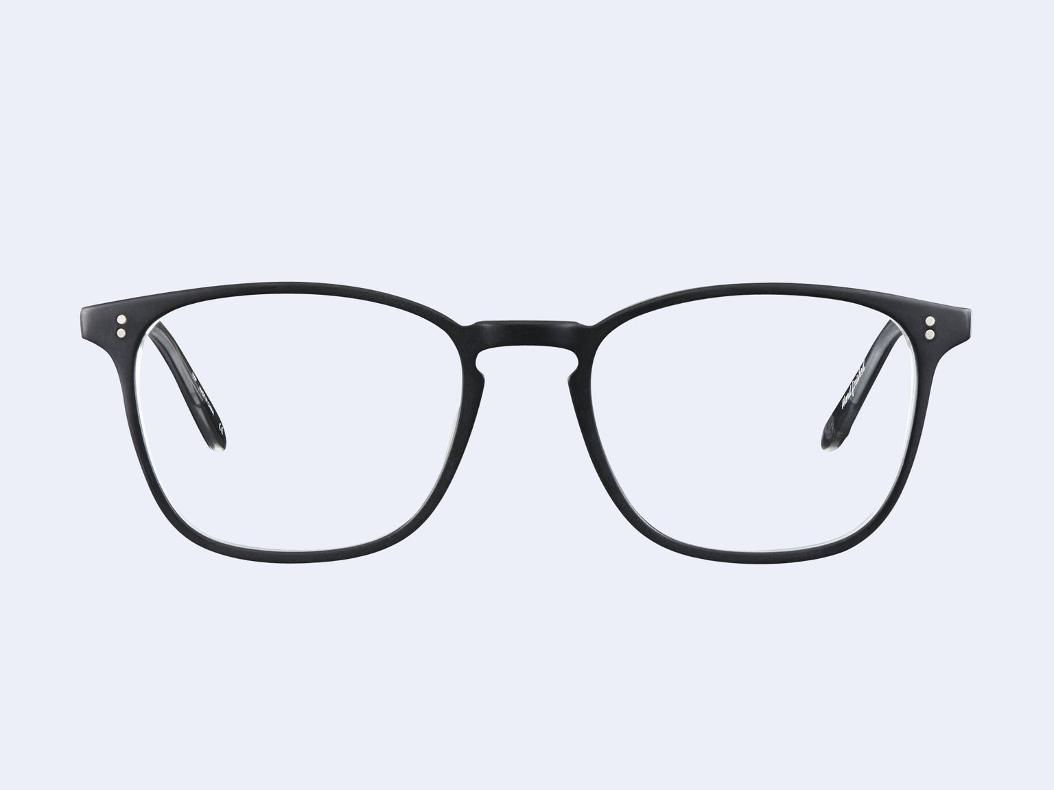 Garrett Leight Boon (Matte Black Laminate Crystal)