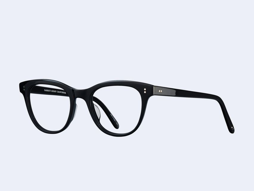 Garrett Leight Loyola (Black)