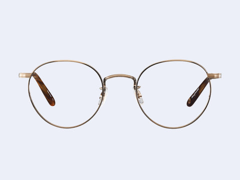 Garrett Leight Wilson M (Antique Gold-Pinewood)