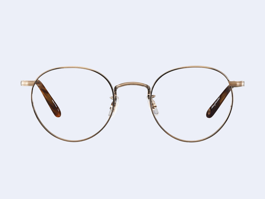 4119ab62df3f5 Garrett Leight Wilson M (Antique Gold-Pinewood) – Seen Opticians