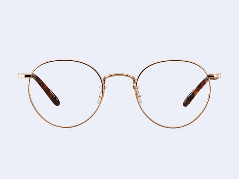 Garrett Leight Wilson M (Copper-Matte Dark Honey Tortoise)