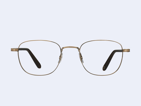Garrett Leight Garfield (Antique Gold-Hazel)