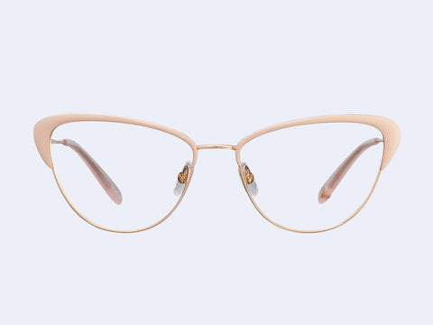 Garrett Leight Vista (Rose Gold-Pink Blush)