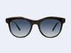 Garrett Leight Andalusia Sun (Basalt with Blue Gradient Lens)