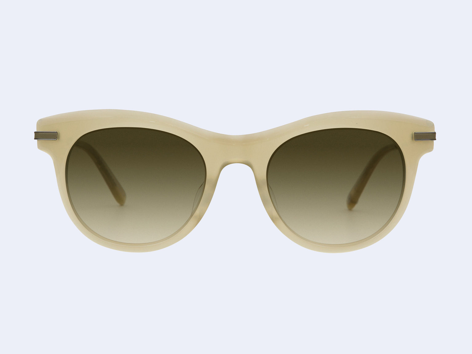 Garrett Leight Andalusia Sun (Olive with Olive Gradient Lens)