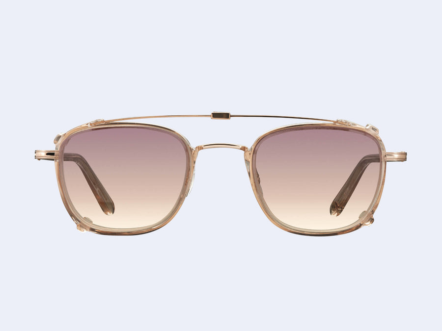2f0f884c62d0 Garfield Clip Copper-Nude with Sunrise Gradient Mirror Lens