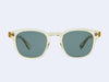 Garrett Leight Ace (Pure Glass with Semi-Flat Blue Smoke Lens)