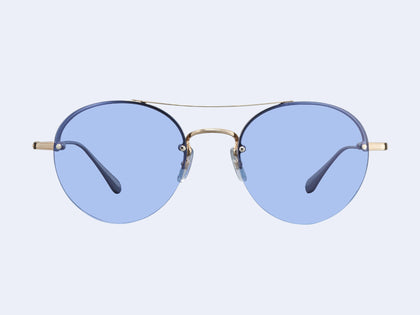 7d54e0583ac85 Beaumont Gold-Crystal with Blue Magic Lens