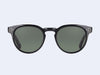 Garrett Leight Boccaccio Sun (Black Laminate Crystal with G15 Lens)