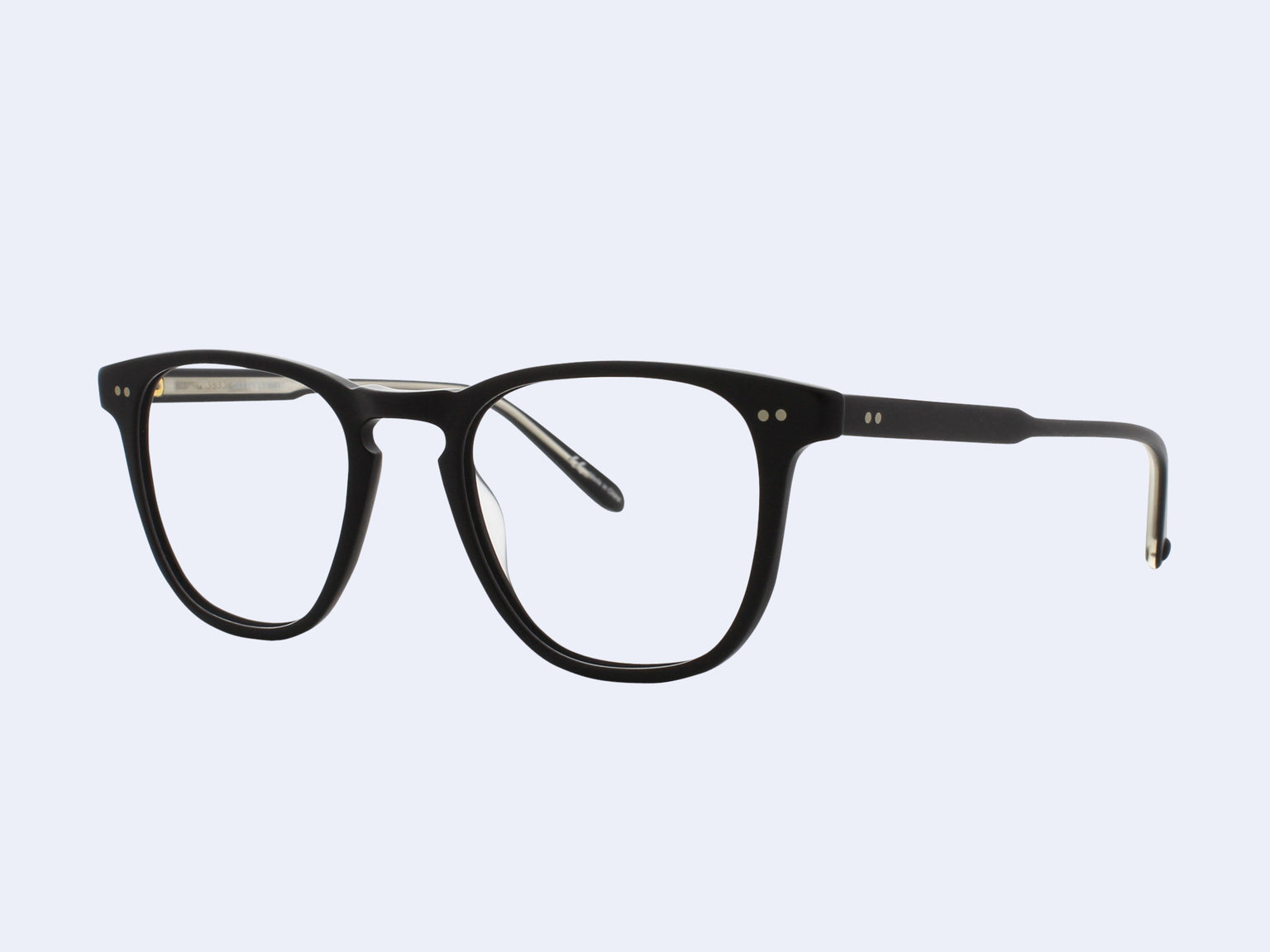 Garrett Leight Brooks (Matte Black)