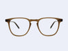 Garrett Leight Brooks (Matte Espresso)
