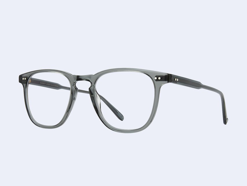 Garrett Leight Brooks (Sea Grey)