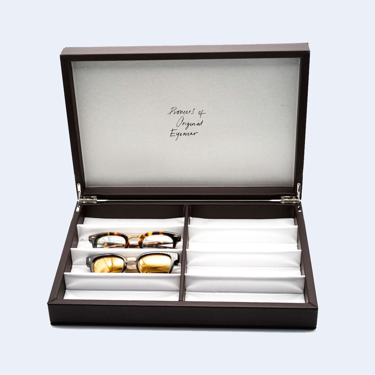 Seen Eight Piece Eyewear Wardrobe