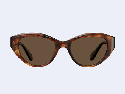 45d949b43b9 Del Rey Feather Tortoise with Semi-Flat Sienna Lens. Del Rey Sun. Garrett  Leight