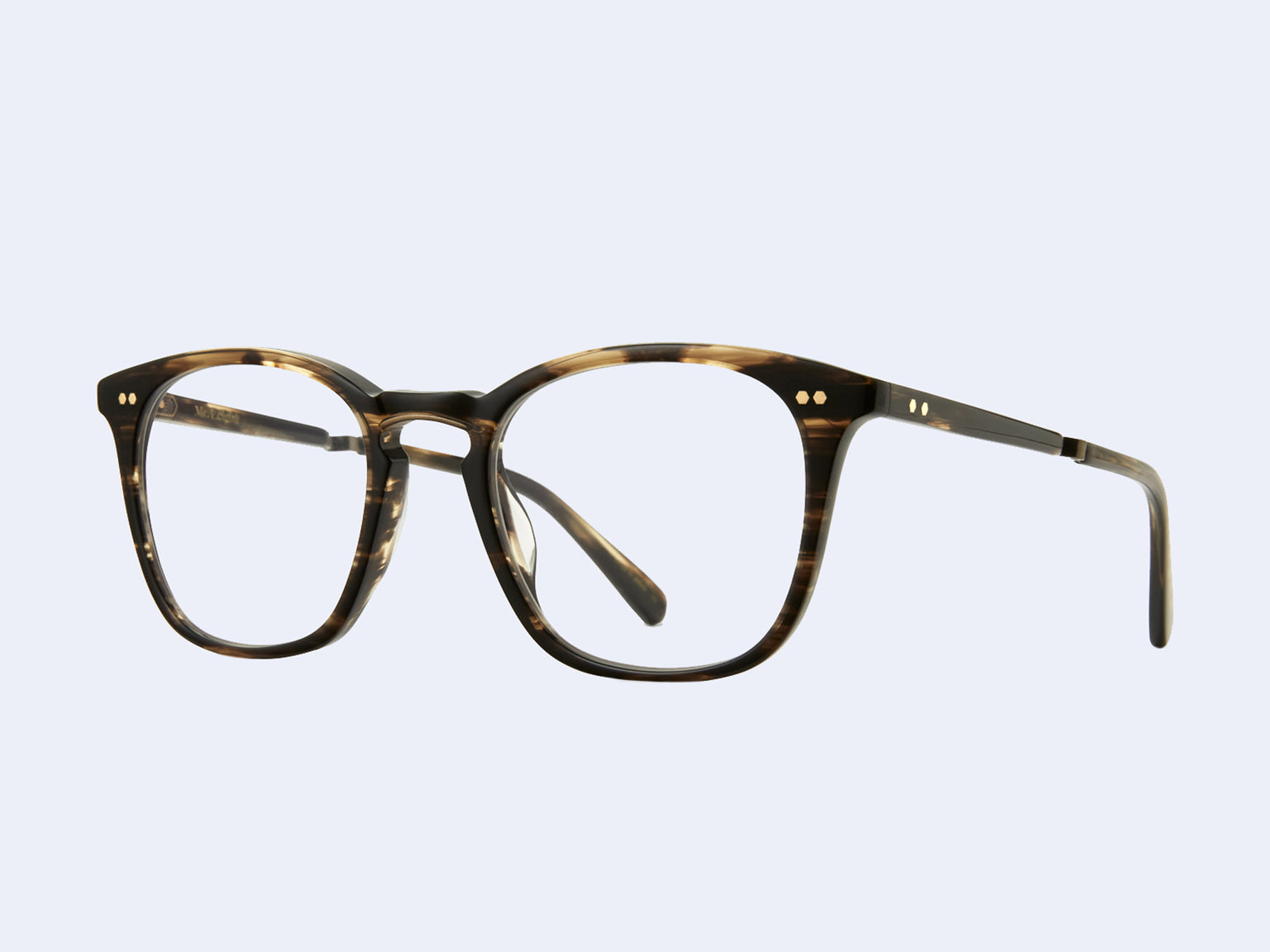 Mr Leight Getty C (Porter Tortoise-Antique Gold)