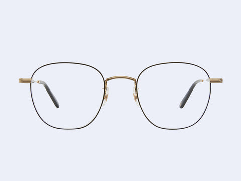 Garrett Leight Grant M (Gold-Black)