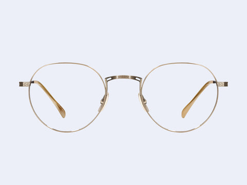 Mr Leight Hachi C (Antique Gold)