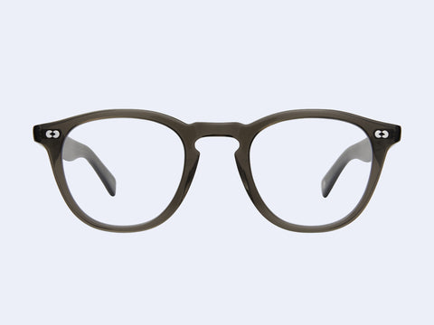 Garrett Leight Hampton X (Black Glass)