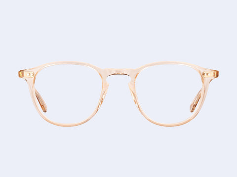 Garrett Leight Hampton (Pink Crystal)