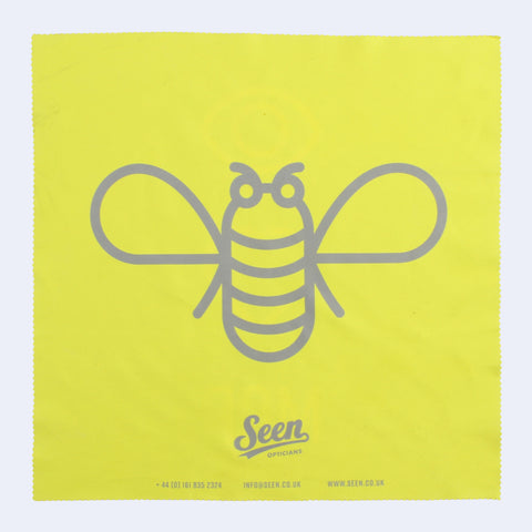 Seen Cleaning Cloth (Charity / Eye Love MCR)