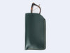 Seen Handmade Leather Slip Case (Dark Green)