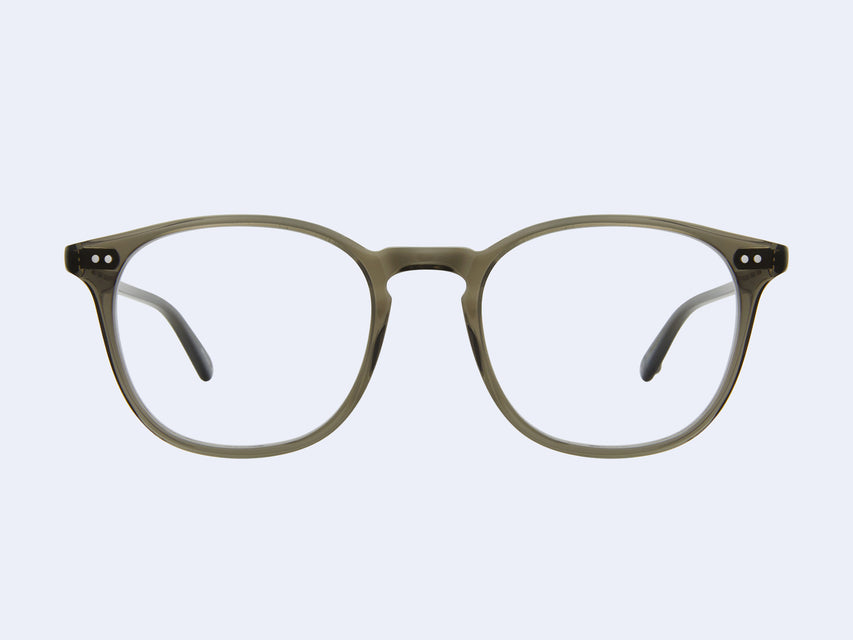 Garrett Leight Justice (Black Glass)
