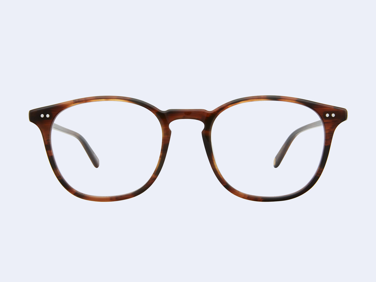 Garrett Leight Justice (Red Tortoise)