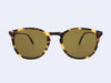 Garrett Leight Kinney Sun (Matte Dark Tortoise with Pure Brown Glass)