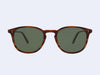Garrett Leight Kinney Sun (Whiskey Tortoise with Pure G15 Glass)