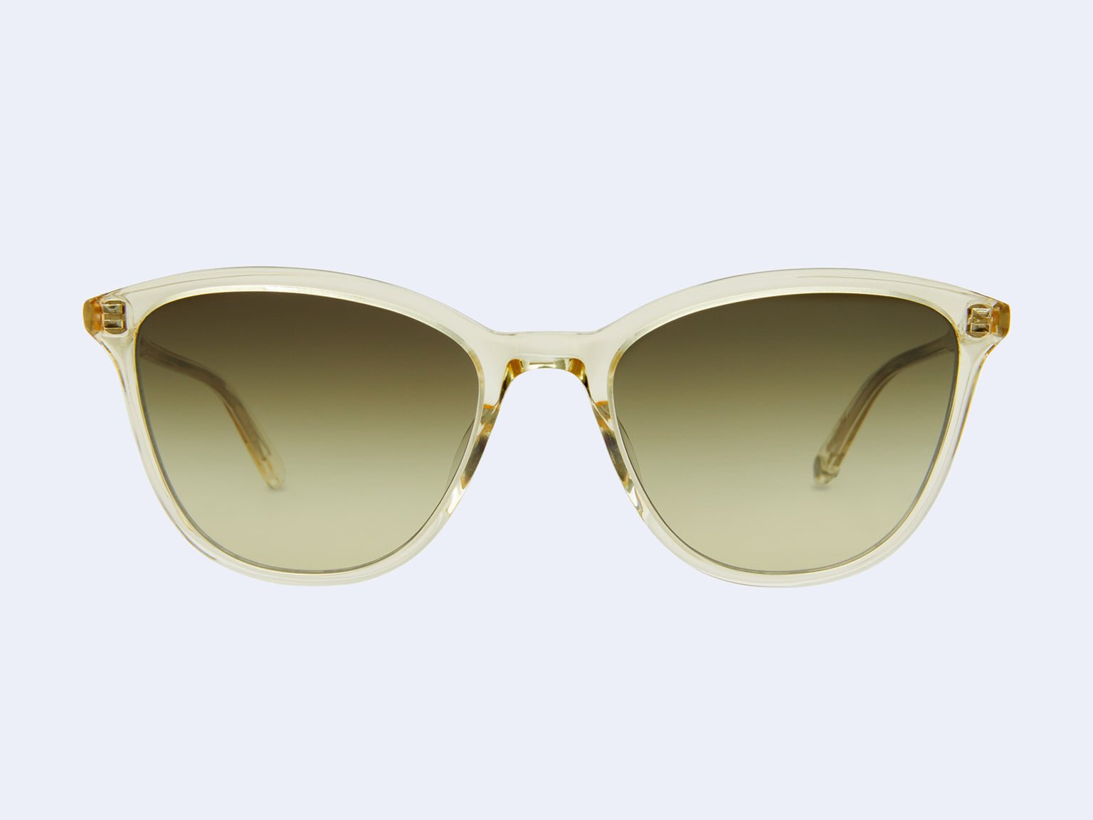 Garrett Leight Magician (Pure Glass with Semi-Flat Olive Gradient Lens)
