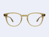 Garrett Leight McKinley (Matte Bottle Glass Brown)