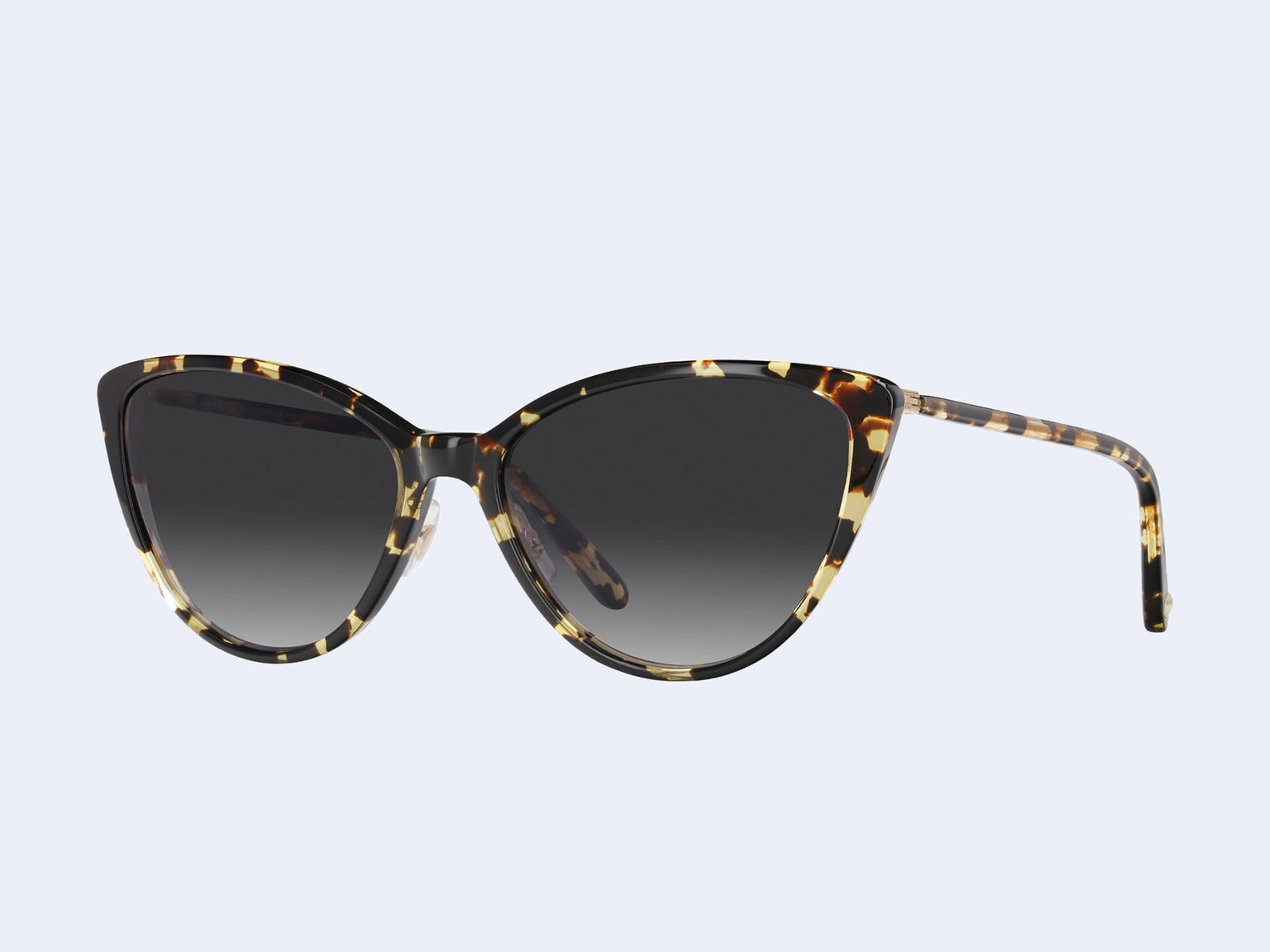 Garrett Leight Mildred (Block Tortoise with Charcoal Lens)