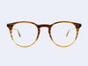 Garrett Leight Milwood (Matte Blonde Tortoise Fade)