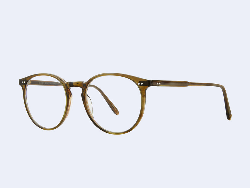 Garrett Leight Morningside (Olive Tortoise)