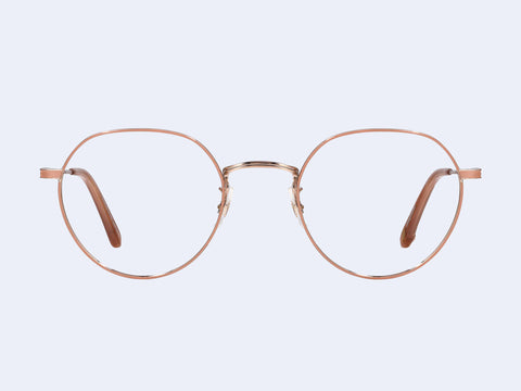 Garrett Leight Robson (Rose Gold-Dove)