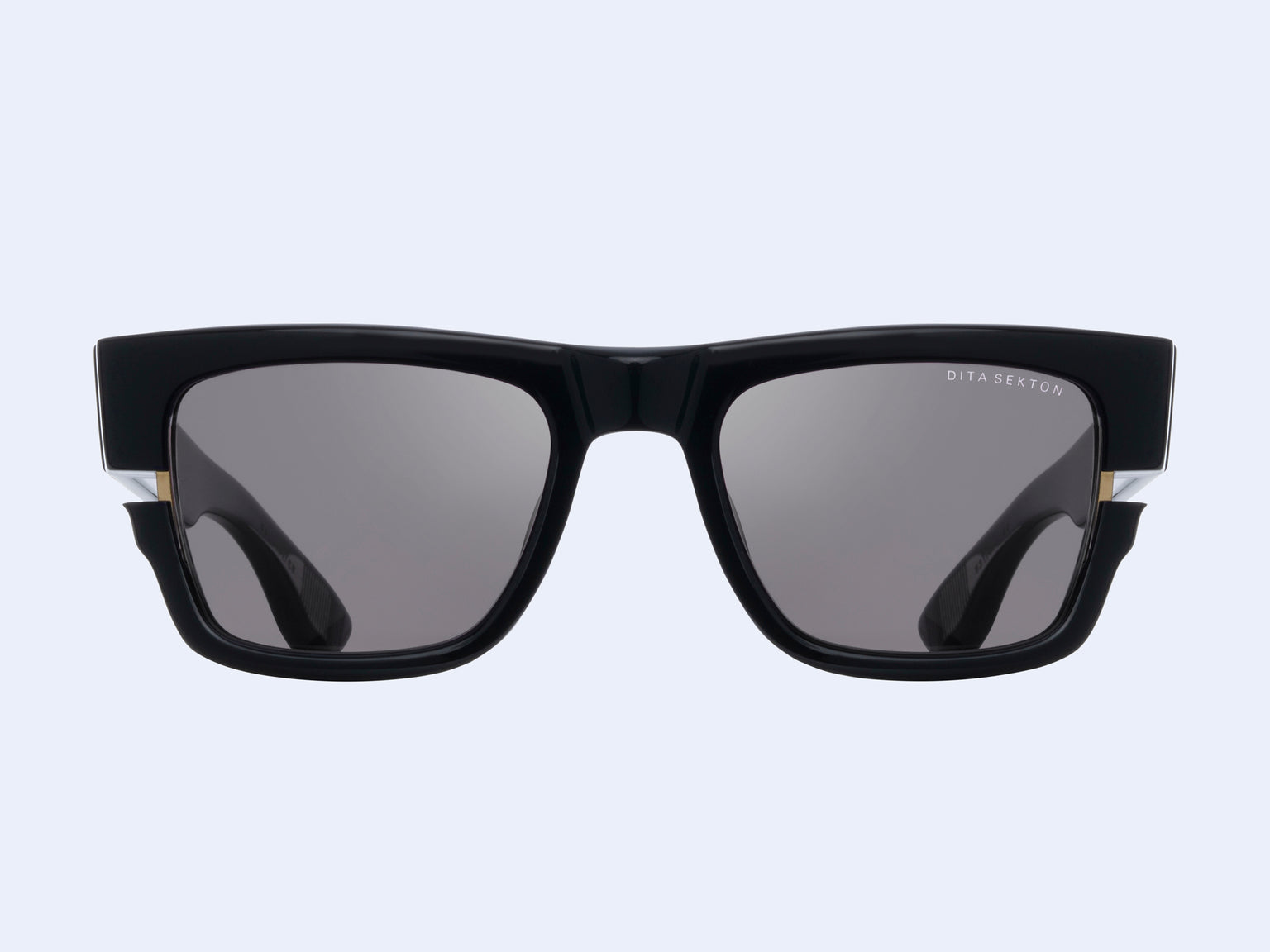 DITA Sekton (Black Yellow/Gold with Grey Lens)