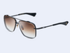 Dita Mach-Six (Black-Iron with Brown Gradient Lens)
