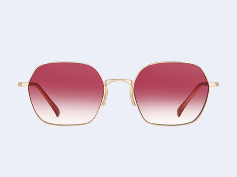 Mr Leight Shi S (18K Rose Gold-Blossom with Cherry Blossom Gradient Lens)