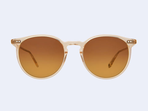 Garrett Leight Morningside Sun (Prosecco with Semi-Flat Hollywood Gradient Lens)