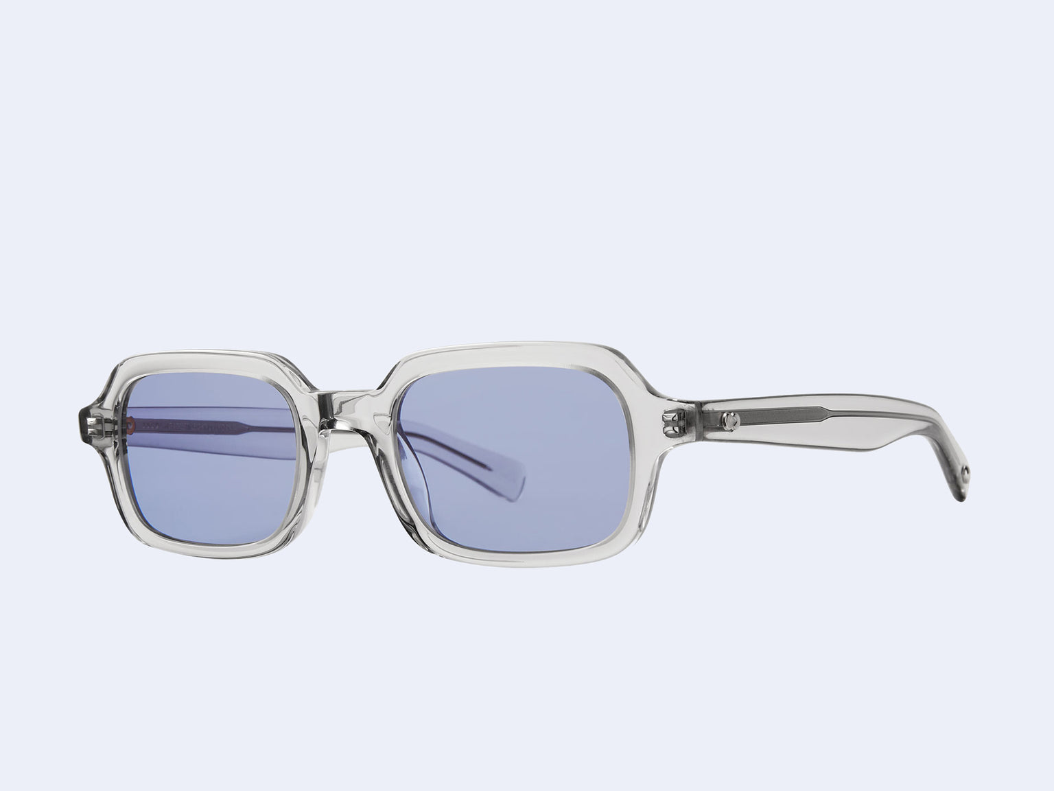 Garrett Leight Navarre (LLG with Dreamboat Blue Lens)