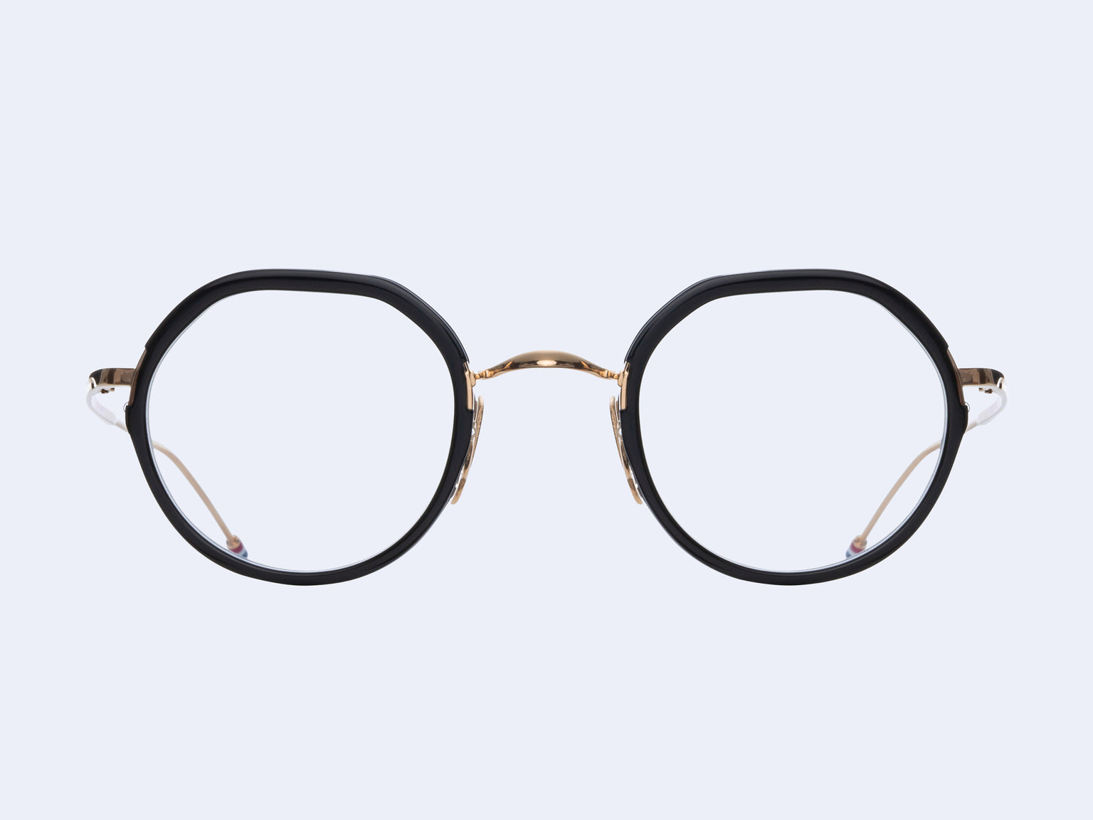 Thom Browne TB-911-01 (Black/Gold)
