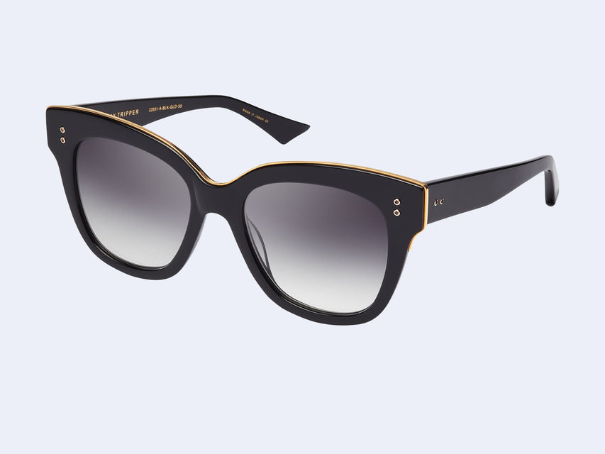 DITA Daytripper (Black-Rose Gold with Grey Lens)