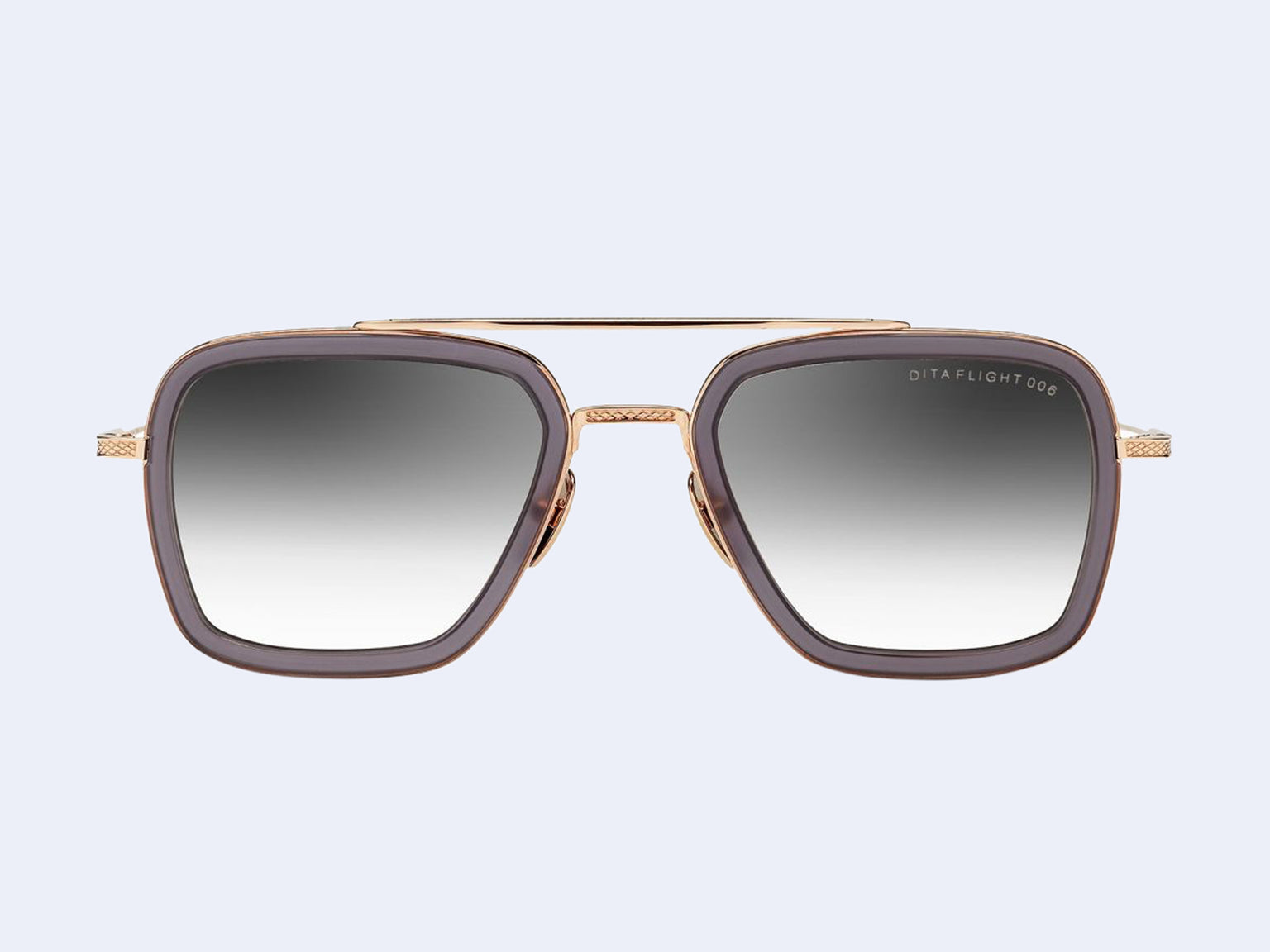 DITA Flight 006 (Gold-Grey with Grey Gradient Lens)