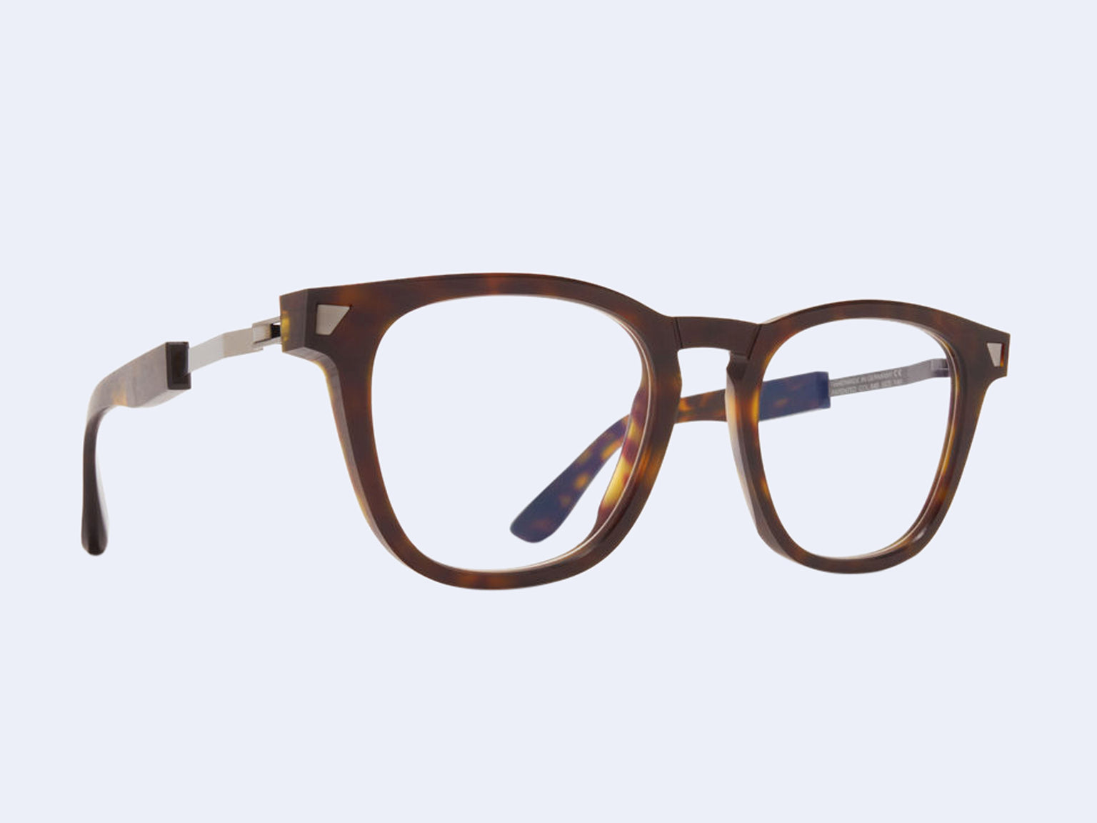 Mykita MMRAW012 (Raw Tobago/Shiny graphite)