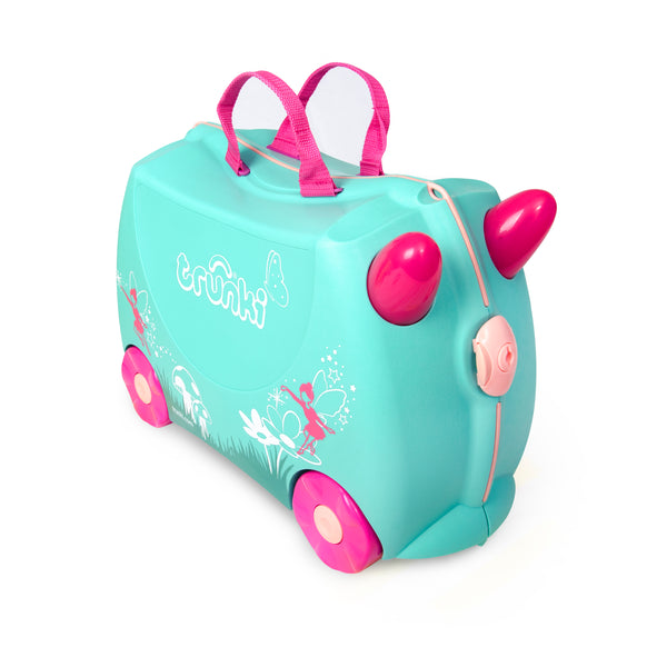 Flora the Fairy Ride-on Luggage