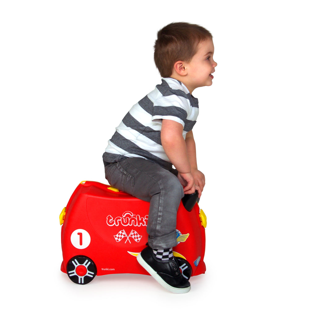 Rocco Race Car Trunki