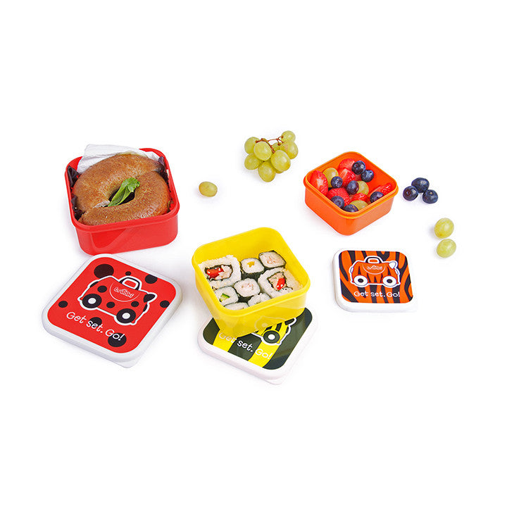 Trunki Snack Pots - Animals - Trunki Australia