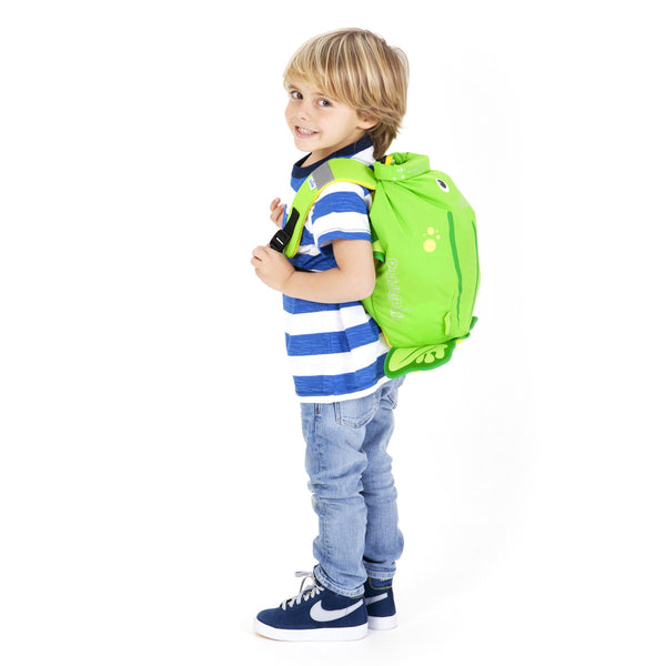 Ribbit The Frog - Medium PaddlePak - Trunki Australia