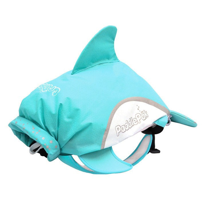 Splash the Dolphin - Large PaddlePak - Trunki Australia